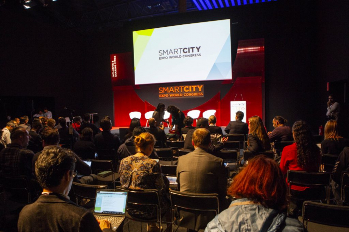 Declaration at Smart City Expo World Congress