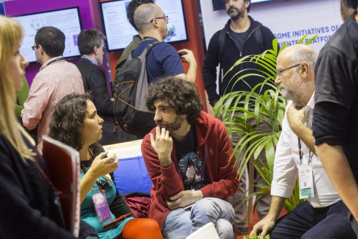 Agora at sharing Cities Summit 2018