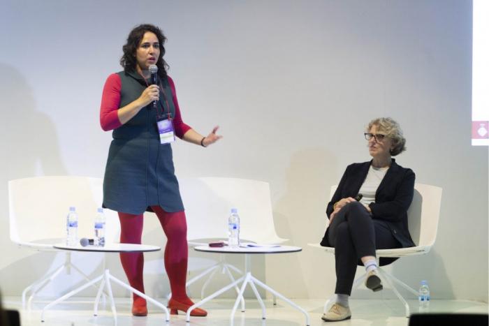 Procomuns Meet Up at Sharing Cities Summit 2018
